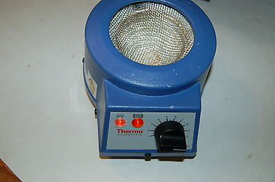 Thermo Electrothermal heating mantle heater 115v 250 ml round bottom EM0250/CEX1