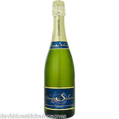 Fine French Quality Import Wine & Champagne - SALMON 100% MEUNIER BRUT NV -93pts • AUD 75.00