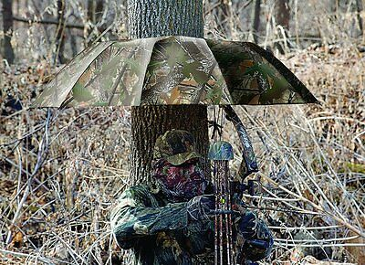 Allen Company Instant Roof Tree Stand Umbrella, Oakbrush, 60-Inch hunting
