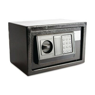 Bolero Standard Hotel Safe Wall Mounted Steel Security Key Lockable
