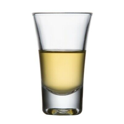 Pack of 12 Olympia Boston Shot Glasses 60ml | Glasswasher Safe