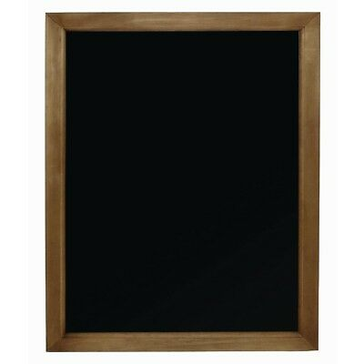 Olympia Wood Frame Chalkboard 600 x 800mm Blackboards Presentation Display