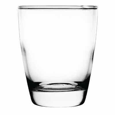 Olympia Conical Rocks Glasses 268ml Drinking Tumblers Restaurant Bar Tableware