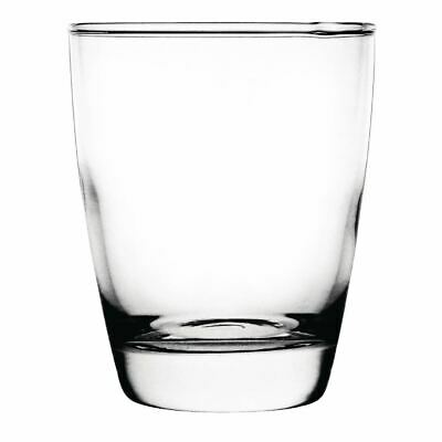 Olympia Conical Rocks Glasses 268ml - Pack of 12 | Glassware Glass Tumblers