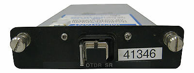 JDSU. E8126SR Short Range 34/32dB 1310/1550nm OTDR plug in