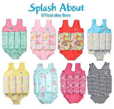 Splash About Children's Adjustable Float Suits Learn To Swim Aid Floatsuit