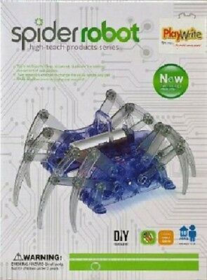 Spider Robot Science Kit, Build it And Play With it,ideal for gifts,Educational