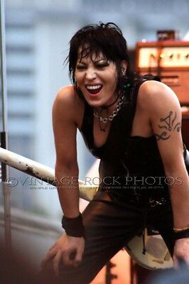 Joan Jett Poster Size Photo 20x30 in 90's Live Concert Pro Lab Studio Print 67