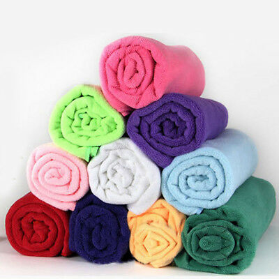 Microfibre Towel Fast Drying Travel Gym Camping Sport Footy Hand and Face CHEAP