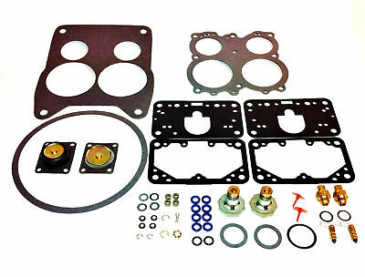 Holley 650 Spreadbore Carby Double Pumper Usa Quality Carburettor Repair Kit