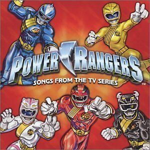 Various: Best of Power Rangers: Songs F (CD)