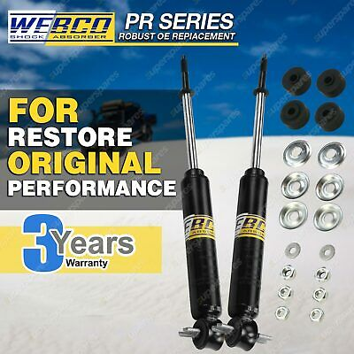 Front Webco Pro Shock Absorbers TOYOTA HILUX 2WD RN85 RN90 LN85 LN86 LN90 Ute