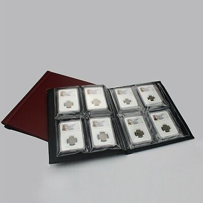 Coins Album for Slabs. Free shipping now.