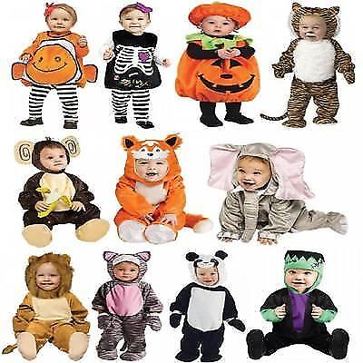 Toddler Baby Infant Kids Childs Cute Halloween Party Fancy Dress Costume Outfit
