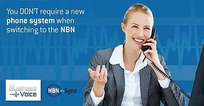 NBN Sync converting your existing phone system to the NBN network