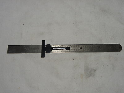 RECHENSCHIEBER STAINLESS STEEL No.600 MADE IN USA