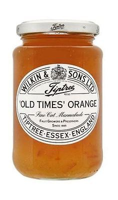 2 Packs of Tiptree  Old Times Marmalade 454g