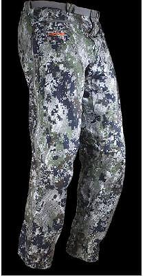 Sitka Downpour Camo Pant Small  Only Available. In Canada