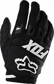FOX YOUTH DIRTPAW BLACK RACE GLOVE 2016 MOTOCROSS BMX Reduced* Special Price