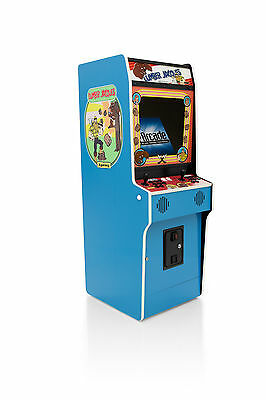 Donkey Kong, Jr Style Arcade Cabinet With 250 Arcade Classics