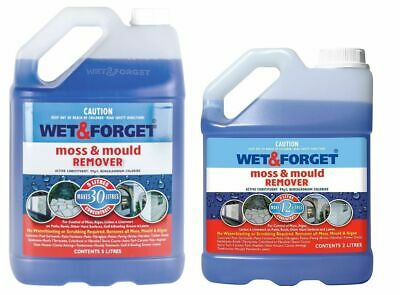 Wet & Forget - Moss and Mould Remover