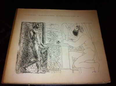 Picasso and Man The Art Gallery of Toronto Catalog by Boggs 1964, New Price!