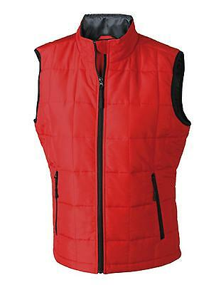 James /& Nicholson Damen Jacke Weste Ladies Maritime Vest