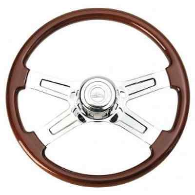 "4 Spoke Steering Wheel (18"") - For INTERNATIONAL"