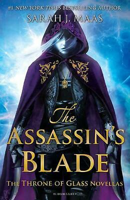 Assassin's Blade: The Throne of Glass Novellas by Sarah J Maas Paperback Book Fr