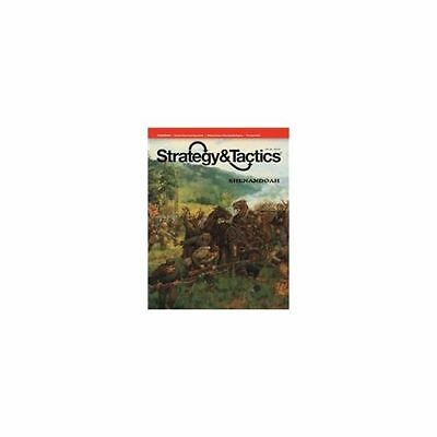Strategy & Tactics 284 Shenandoah - Mint And Unpunched