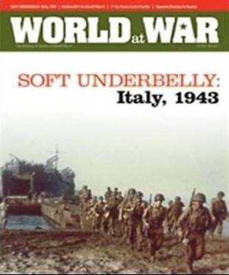 World At War 15 Soft Underbelly: Italy 1943 - Mint And Unpunched