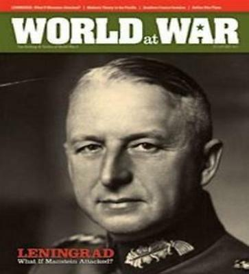 World At War 17 Leningrad '41 - Mint And Unpunched