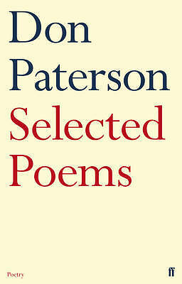 Selected Poems, Paterson, Don, New