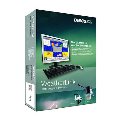 Davis Weatherlink Ip For Vantage Stations