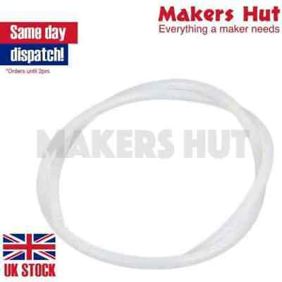 PTFE Tube ID 2mm OD 3mm for 1.75 Filament Makerbot Prusa Mendel 3D Printer