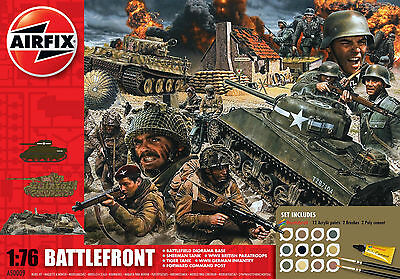 AIRFIX A50009 Battlefront Gift Set 1:76 Scale