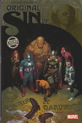 ORIGINAL SIN N° 1 Marvel France Panini COMICS *