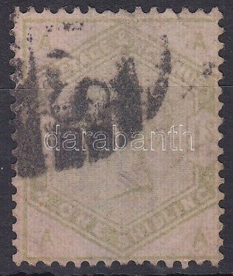 Great Britain stamp Definitive 1883 Used Mi 81 WS178211