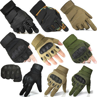 Army Gloves Handschuhe Tactical Einsatzhandschuhe Shooting Military M-XL Airsoft