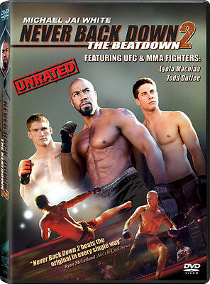 Never Back Down 2: The Beatdown [Unrated] (DVD Used Very Good) AWS