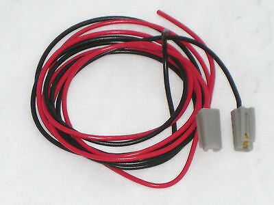 HEI DISTRIBUTOR POWER & Tach Wire Leads Terminals Sbc Bbc Pontiac Ford Olds