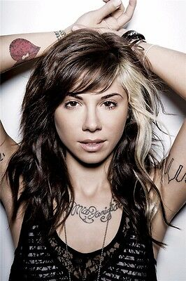 "Christina Perri PoP Music Star Wall Poster 32/""x24/""  P28"