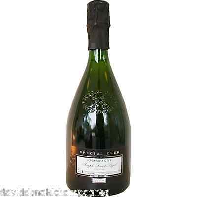 Fine French Champagne - LORIOT-PAGEL SPECIAL CLUB 2009 - 1 Case (6 Bottles)
