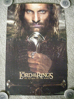 """Lord Of The Rings - The Return Of The King - 22 3/8"""" x 34 1/2"""" poster"""