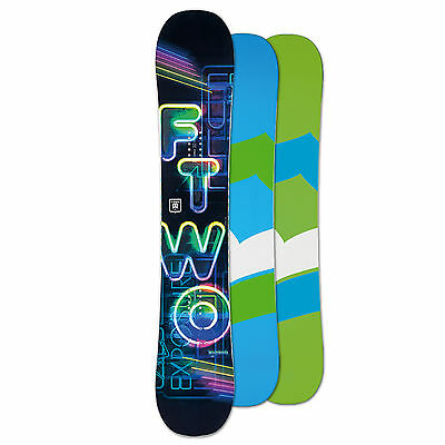 Ftwo Snowboard Random Man 2015 ~ 157 Cm Wide - Camber