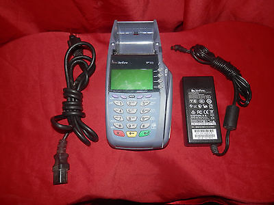 Veriphone V-510 Card Reader Works With Power Cord