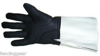 Foil Epee Sabre Competition Fencing glove Right handed Small