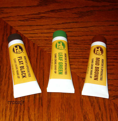 Hunter S Specialties Hs Camo Face Paint Make Up Tube