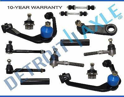 Front Upper Control Arm Tie Rod Sway Bar for 1997-2003 Ford Expedition F-150 2WD