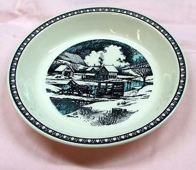 1982 Watkins Commemorative Pie Plate by Royal China - No Reserve